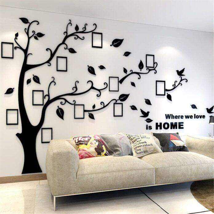 Adesivi e murali da parete