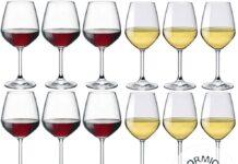 Bicchieri e cristalli