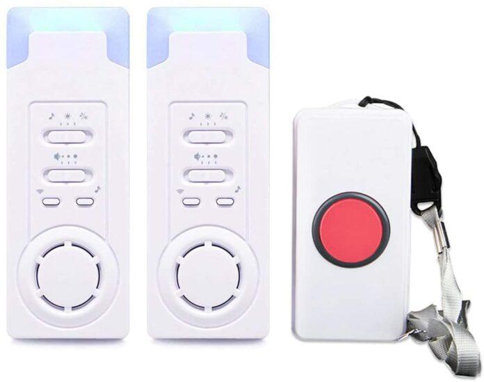 Sensori di sicurezza e rilevatori