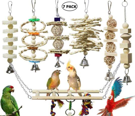 Giochi per uccelli